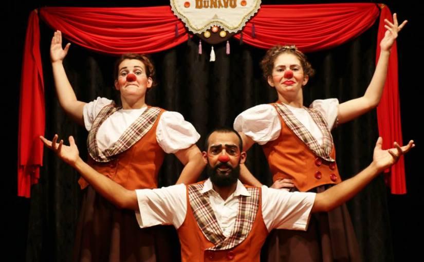 Peça reúne teatro e circo emItapetininga