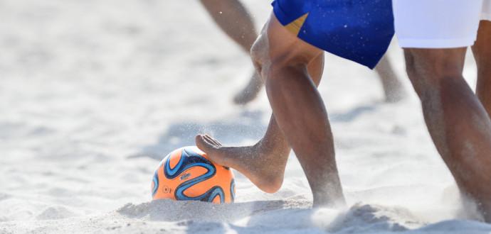 Competição de Futebol de areia será neste sábado na lagoa daChapadinha