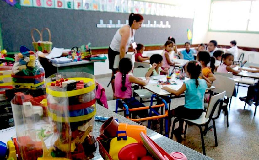 ABERTAS AS INSCRIÇÕES PARA EDUCAÇÃO INFANTIL NA REDE MUNICIPAL DEITAPETININGA