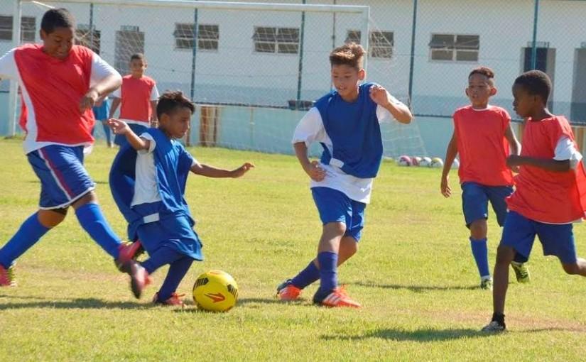Escolinha de Futebol do SESI abre inscrições para o Programa Atleta doFuturo