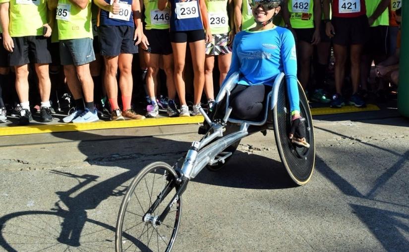 Itapetiningana é convocada para seleção brasileira no Grand Prix Paralímpico naSuíça