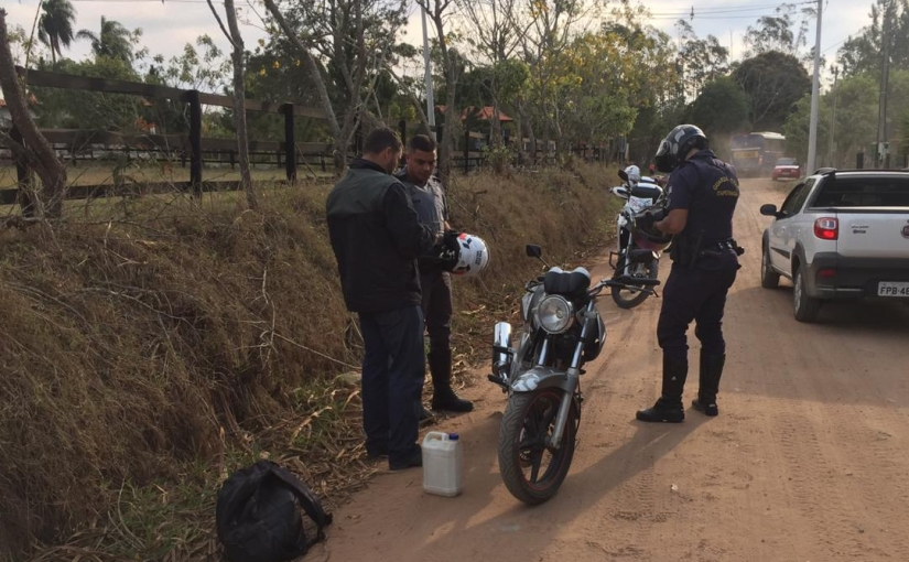 """Polícia Militar e Guarda Municipal realizam """"Operação Interior Mais Seguro"""" emItapetininga"""